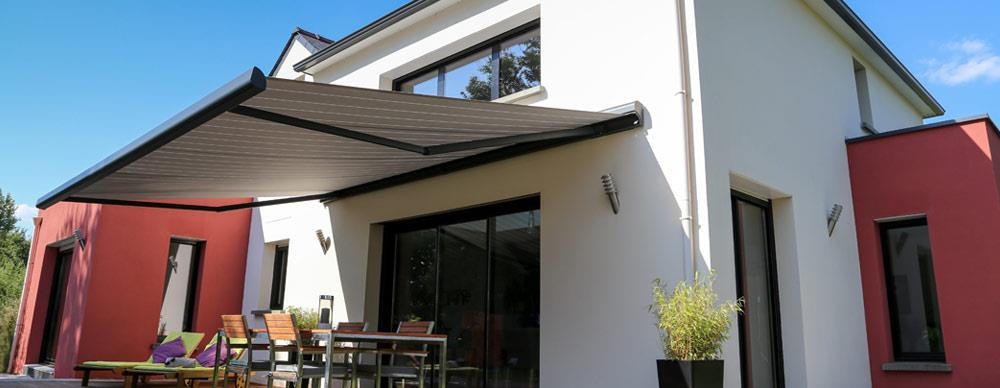 Awning repair and cleaning service