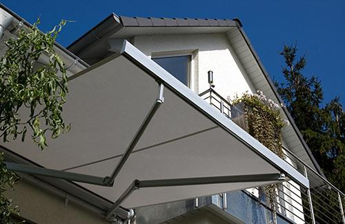 Awning repairs and cleaning