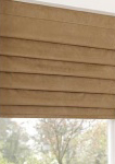 Roman blind cleaning